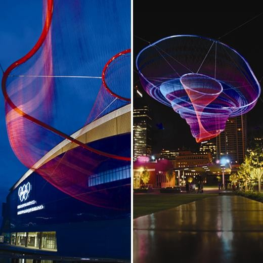 North America premieres major works by Janet ECHELMAN